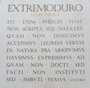 """Portada de \""""La ley innata\"""" de Extremoduro"""