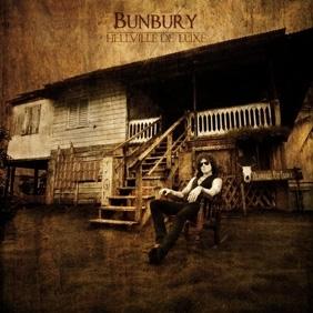 Carátula de Hellville deluxe, el próximo disco de Enrique Bunbury