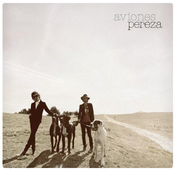 Portada de Aviones, el último disco de Pereza