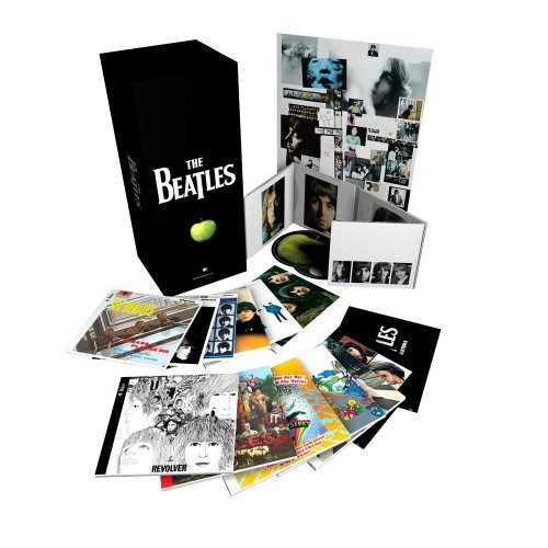 Toda la música de The Beatles remasterizada en este recopilatorio